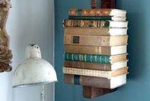 Books! ♥ / Tutto il mondo dei libri!