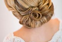 Bridal Up Do's / Nothing says beautiful bride like a stunning up do. See a few of my favourite brides here. You can check out more of my work here - http://www.beautifulhair4weddings.co.uk/gallery.html