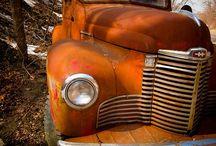 Rustic Rubber / by Brigitte Valada