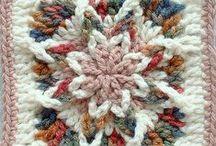 Crochet. / 코바늘 자료 모음.
