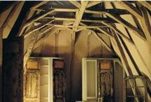 Timberframe / Joinery on an architectural scale