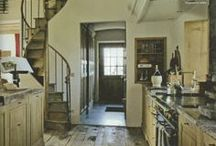 Raw Interiors / Knowing when to leave it alone. Inspiration