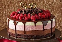 Delicious Cakes, Pies & Tarts