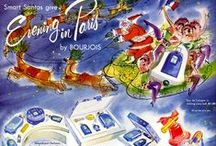 CHRISTMAS ADS OF YESTERYEAR / Christmas advertising, catalogs, wishbooks, commercials. / by Shelly Raymond