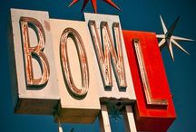 Signage / Amazing retro designs, either hand painted or wonderful American neon signs!