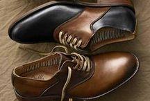 Man Shoes / Man shoes by Studio Buschi