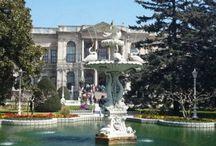 Гид в Дворец Топ Капи, Долмабахче, Бейлербей / Индивидуальные экскурсии по Стамбулу www.russkiygidvstambule.com