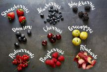 My designs / Beautiful healthy food I've animated or designed for Jamie Oliver!