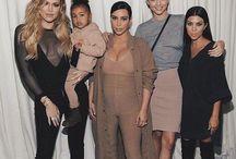 Kardashian/Jenner / Kardashian & Jenner fam
