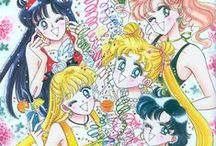 Sailor Moon Concept Art❇✴