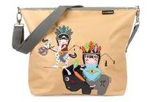 Atrapasueños / Nueva colección Atrapasueños en kiwisac: Bolsos para la silla de paseo, bolsas térmicas, bolsos maternales, portadocumentos, colchonetas para la silla de paseo y mochilas infantiles con los protagonistas Nube Roja y Dakota