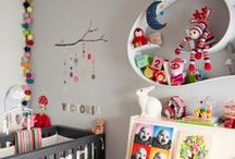 Jolies chambres d'enfants / Ambiance, détails... Ce qui me plait pour une chambre d'enfant