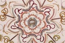 MANDALA / Mandala made of our spring/summer 2013 collection