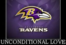 Raven's & More / everything and anything associated with the Baltimore Ravens. / by Donna Kile Mulholland