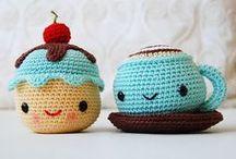 Inspiration Crochet / Si un jour je crochète mieux, ce serait chouette que je fasse ça