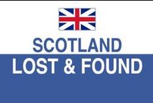 SCOTLAND - LOST & FOUND / These teddy bears and stuffed cuddly toy animals have all been lost or found by someone in Scotland. Contact: https://www.facebook.com/TeddyBearLostAndFound  / by Teddy Bear Lost and Found
