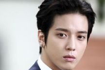 Jung Young-hwa (정용화) from CN blue / by Diana Hakim