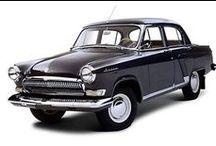 CCCP PL  RO DDR H YU & RPC / Automobiles 1930-1970 / by Jean-Marc RENARD