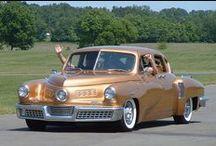 US cars 1935-1970 / by Jean-Marc RENARD