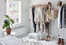 Bedroom Inspiration / Indie minimal student bedroom ideas.