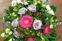 flowers, My job..