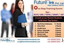 Congratulations!!! / Future Link not only provides visa and immigration services, it also provides training for IELTS, TOEFL, GRE, GMAT, SAT etc.  Future Link congratulates Students For Nice Score In IELTS.  Don't waste your time !   Call us now : 9099973940 / 9099973952 Facebook Official Page : https://www.facebook.com/Futurelinkconsultants Web : http://futurelinkconsultants.com/ Youtube : https://www.youtube.com/channel/UCSY326Vl5WWGzEPqx1gLwPg Twitter : https://twitter.com/FutureLink1