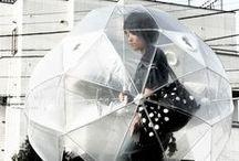 Under a cool Umbrella