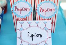 Puppy Pawty / Ideas for Orion's 3rd birthday party. / by Monica Puente