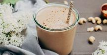 Healthy Smoothie Recipes / Healthy smoothie and milkshake recipes #healthy #meals #vegan #vegetarian #raw #recipe #drinks #protein #sugarfree #smoothie