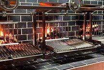 BBQ Areas, Grills & Pits Like A Boss / www.bbqlikeaboss.com