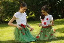 Girls outfits / Maruca, girls fashion.  Simple and stylish summer outfits.