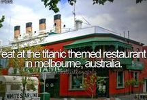 Williamstown- Cafes. Restaurants, Pubs / There's something here for everyone!