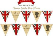Right Royal Street Party ideas / Here are some great ideas for your Right Royal Street Party, NAPA Challenge 2016
