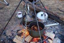 BBQ Camping Like A Boss