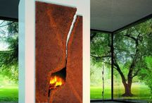 Fireplaces & Fires That Are Boss / www.bbqlikeaboss.com Fireplaces that are Boss