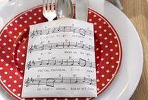 Joulu & uusi vuosi tarjottavia / syötävää ja juotavaa , herkkuja, kattausvinkkejä ym.