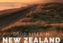 Hiking Around the World