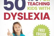 Dyslexia | Classroom Help / Tips & resources to help students with dyslexia thrive in the classroom and at school. Also useful for teachers and support workers.