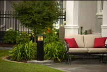 Exterior Outdoor Lighting / Outdoor lighting is an important touch to a great landscape.