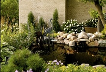 Water Features / Water fountains, water features and bubblers