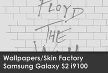 Wallpapers Samsung Galaxy S2 i9100 / Skin Factory / Descargá aquí el Wallpaper de tu modelo de SKIN!!!