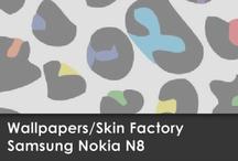 Wallpapers Nokia N8 / Skin Factory / Descargá aquí el Wallpaper de tu modelo de SKIN!!!