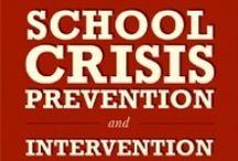 School Safety, Crisis Intervention & Prevention / Crisis Intervention and prevention resources and information.
