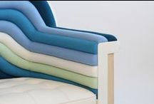 My work / Latest work Journeyman Furniture and Bachelor's Examination Cool-Chair, and other upholstered furnitures by me.