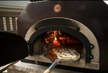 """Recipes for your """"Wood Fired Oven"""" / A wood-fired pizza oven isn't just for pizza.  We've compiled some great wood fired oven recipes from the appetizer to the desert.  Fire away!"""