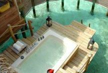 Bathtubs / Bathtubs in all shapes and sizes to help you decide on a place to relax