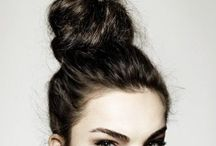 H A I R U P S / Glamour Hairstyles