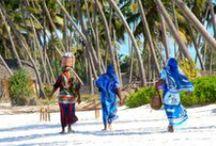Zanzibar / Iconic Indian Ocean beaches, superb diving, and Swahili culture in the intriguing capital Stone Town. www.secretearth.com/destinations/109-zanzibar