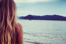 B E A C H Y  H A I R / Beach waves