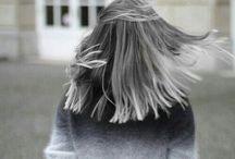 50   S H A D E S of G R E Y / Grey Hair Tones